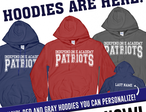 Independence Academy Patriots Fundraiser
